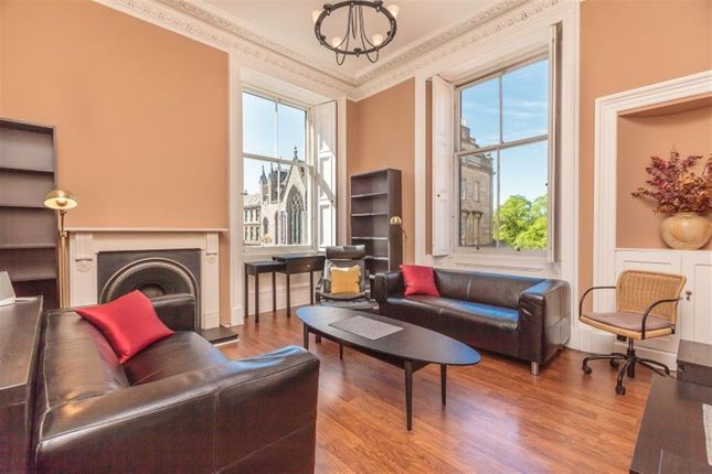 Thumbnail Flat to rent in George Iv Bridge, Edinburgh