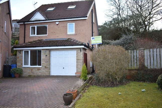 Thumbnail Detached house for sale in Merbeck Drive, High Green