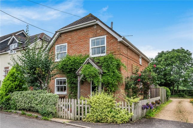 Thumbnail Detached house for sale in Pidney, Hazelbury Bryan, Sturminster Newton, Dorset