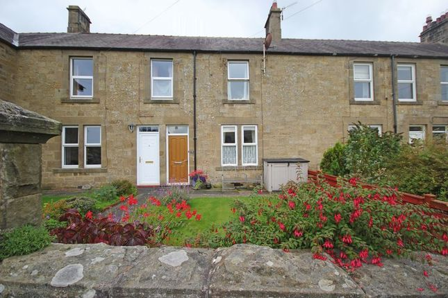 Thumbnail Terraced house for sale in The Croft, Bellingham, Hexham