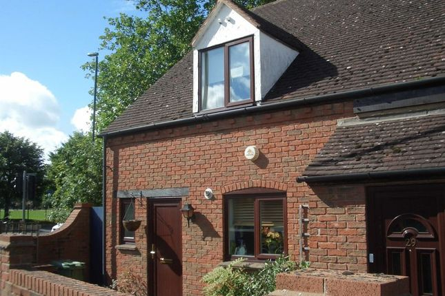 Thumbnail End terrace house to rent in Grange Drive, Bishops Cleeve, Cheltenham