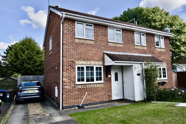 Thumbnail Terraced house to rent in Miller Hill, West Hunsbury, Northampton