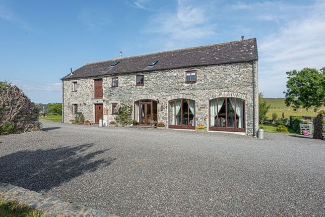 Thumbnail Detached house for sale in Llanfigael, Holyhead