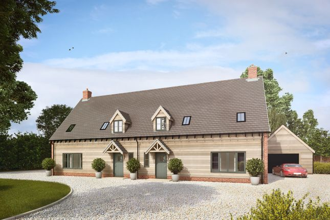 Thumbnail Semi-detached house for sale in Lower Common, Uffington