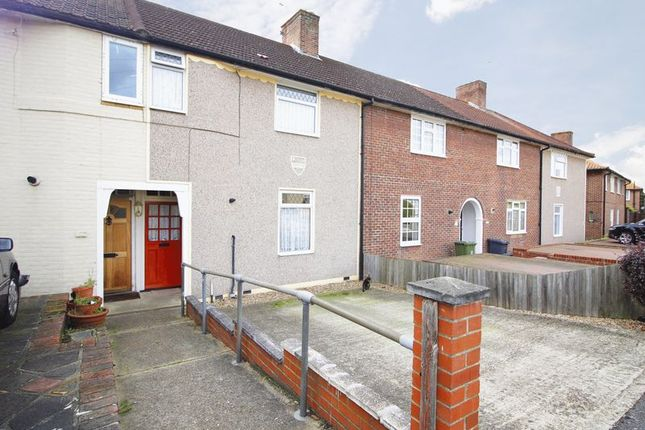 Terraced house for sale in Boyland Road, Downham, Bromley