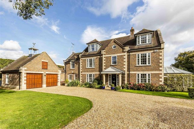 Thumbnail Detached house for sale in Church Lane, Funtington, Chichester