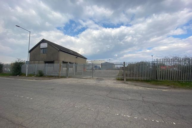 Thumbnail Land to let in Secure Yard 3, Longships Road, Port Of Cardiff