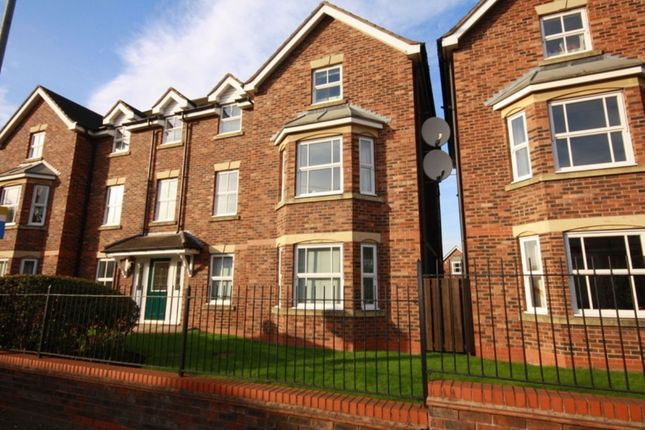 Thumbnail Flat for sale in Whitewell Close, Nantwich