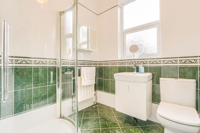 Bathroom of Wilbury Crescent, Hove, East Sussex, Uk BN3