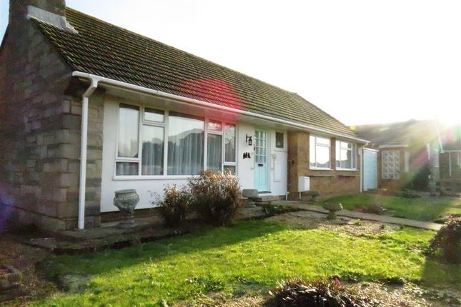 Thumbnail Bungalow to rent in Woodside Gardens, Sittingbourne
