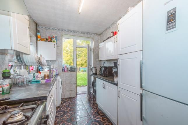 Kitchen of Brooklands Road, Crumpsall, Manchester, Greater Manchester M8