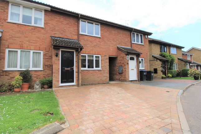 2 bed terraced house to rent in Welham Manor, North Mymms, Hatfield AL9