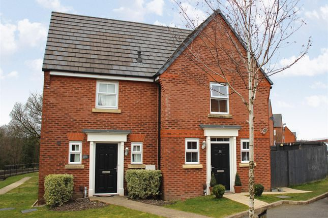 Thumbnail Town house to rent in Andrews Walk, Blackburn