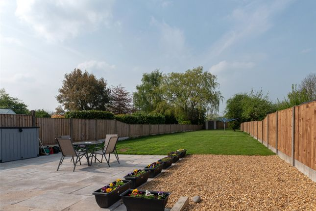 Garden of Station Road, Wistow, Selby YO8