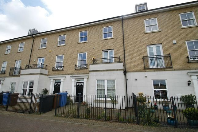 Thumbnail Town house for sale in Bonny Crescent, Ipswich, Suffolk