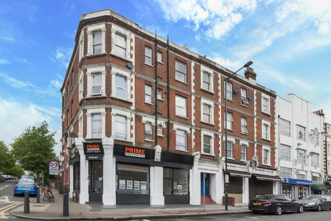 Thumbnail Flat for sale in Cleveland Mansions, Willesden Lane, London