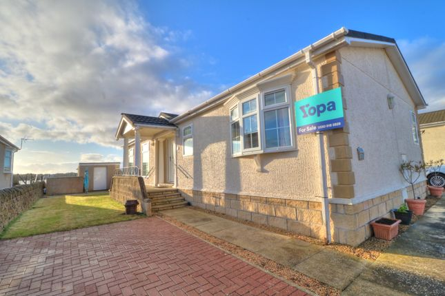 Thumbnail Mobile/park home for sale in Basin View Crescent, Montrose