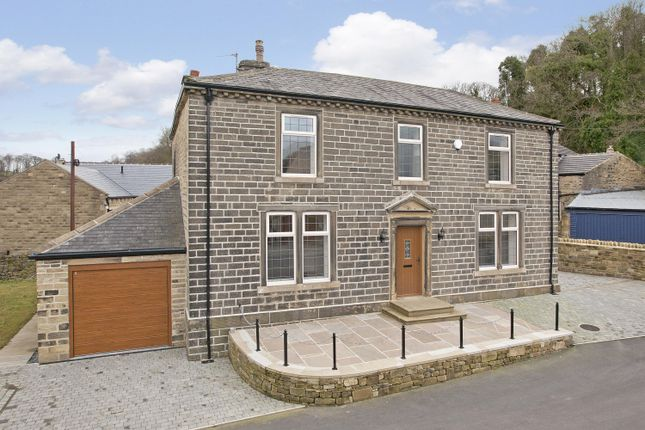 4 bed detached house for sale in Woodfield Road, Cullingworth