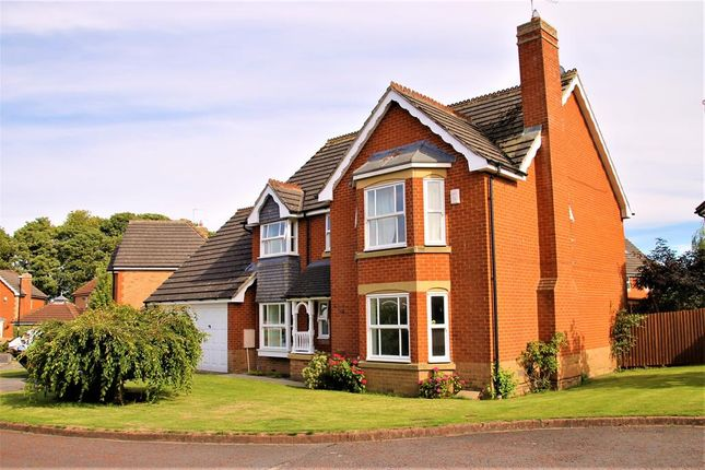 Thumbnail Detached house to rent in Long Crag View, Harrogate