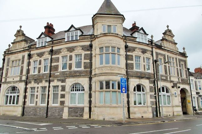 Thumbnail Flat for sale in The Moorlands, Moorland Road, Cardiff