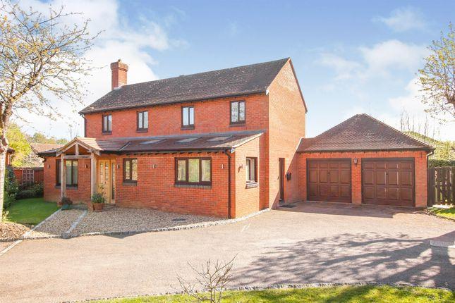 4 bed detached house for sale in Chislehampton, Woolstone, Milton Keynes MK15