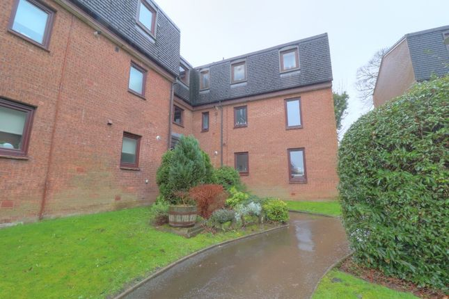 Thumbnail 1 bed flat for sale in Westland Gardens, Paisley, Renfrewshire