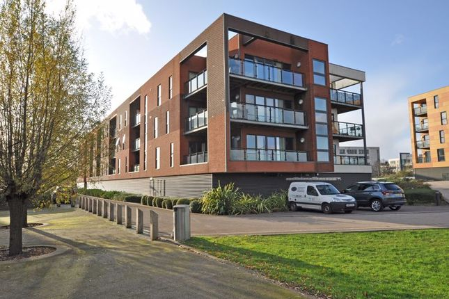 Thumbnail Flat for sale in Stunning Modern Apartment, Usk Way, Newport