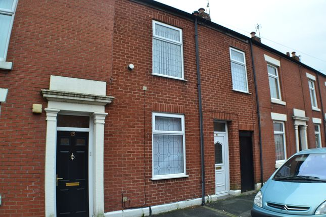 Thumbnail Terraced house to rent in Cavendish Street, Chorley
