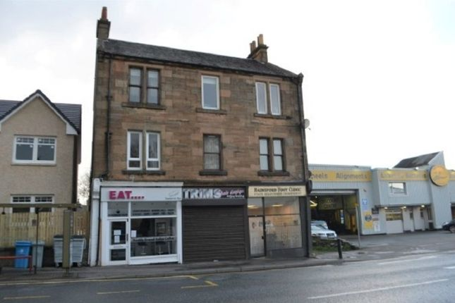 Thumbnail Flat to rent in Main Street, Bainsford, Falkirk