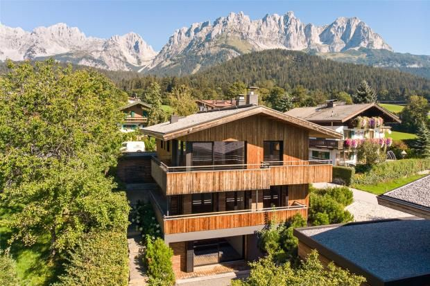Thumbnail Property for sale in Chalet, Going, Tirol, Austria, 6353