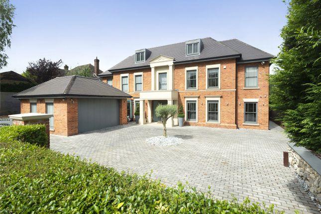 Thumbnail Detached house to rent in The Rise, Sevenoaks, Kent