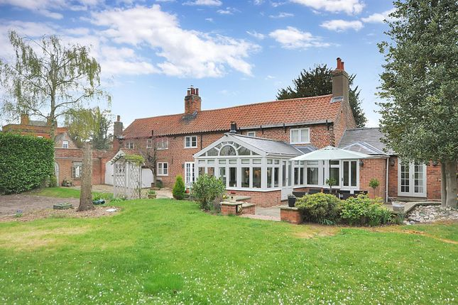 Detached house for sale in Ferry Lane, Carlton-On-Trent, Newark