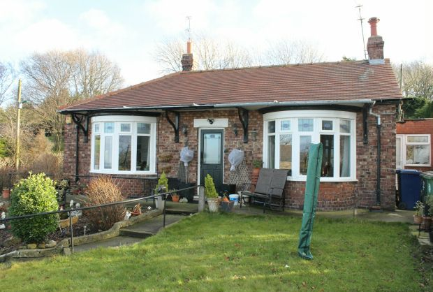 Thumbnail Bungalow for sale in Green Road, Skelton-In-Cleveland, Saltburn-By-The-Sea