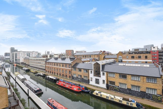 Thumbnail Flat for sale in Frances Wharf, London
