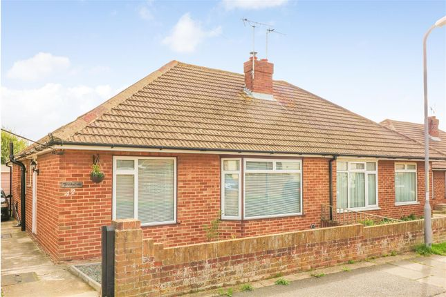 2 bed semi-detached bungalow for sale in Cliff View Road, Cliffsend, Ramsgate