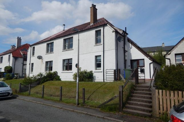 Thumbnail Flat for sale in York Drive, Portree, Isle Of Skye