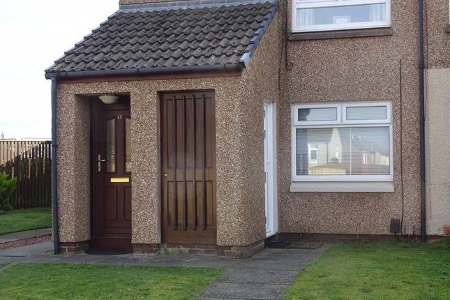 Thumbnail Flat for sale in Nevan Road, Troon