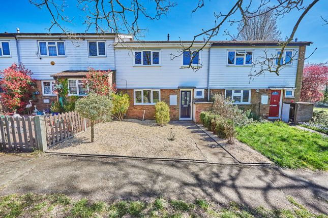 4 bed terraced house for sale in Holyrood Crescent, St. Albans, Hertfordshire AL1