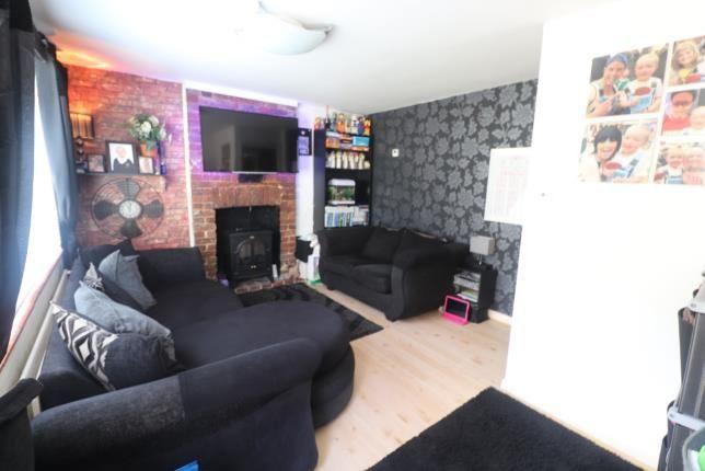 Living Room of Farningham Road, Caterham, Surrey, . CR3