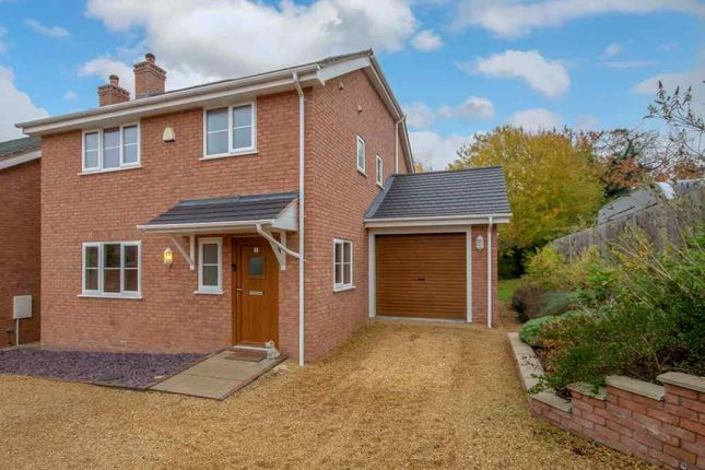 Thumbnail Detached house for sale in The Quillets, Ruyton Xi Towns, Shrewsbury