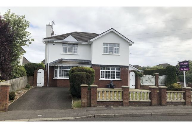 Thumbnail Detached house for sale in Woodbrook, Derry / Londonderry