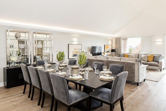 """Thumbnail Terraced house for sale in """"14 Central Avenue"""" at Townmead Road, London"""