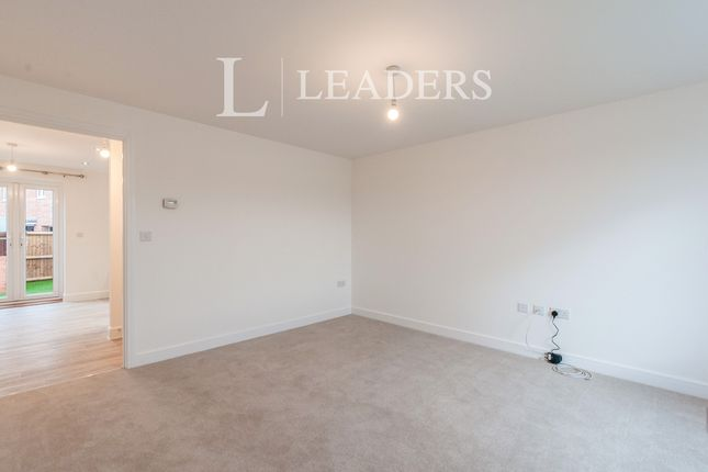 Thumbnail End terrace house to rent in Fuller Way, Stowmarket
