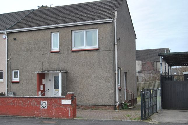 Thumbnail Semi-detached house for sale in Sunart Street, Wishaw