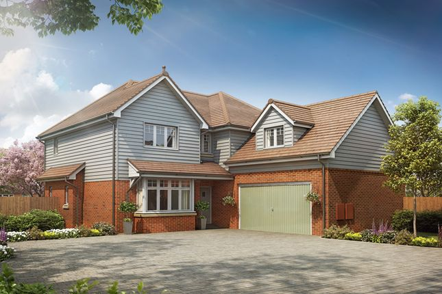 Thumbnail Detached house for sale in Bluebell Meadow, Wisborough Green