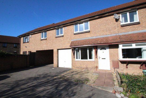 Thumbnail Property to rent in Ellicks Close, Bristol