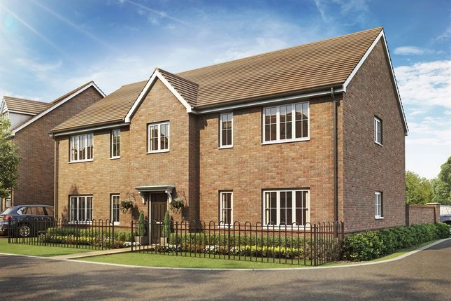 """Thumbnail Flat for sale in """"Greenwich House"""" at Mascalls Court Road, Paddock Wood, Tonbridge"""