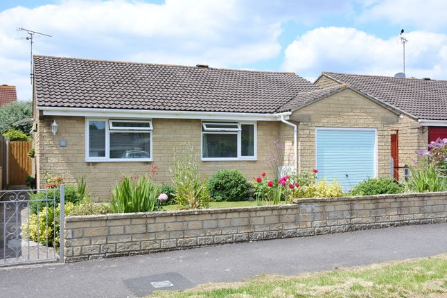 Thumbnail Detached bungalow for sale in Highgrove, Gillingham