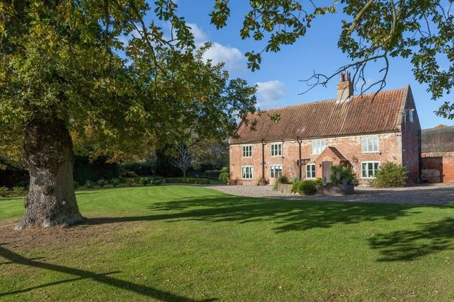 Thumbnail Farmhouse for sale in Woodgate, Aylsham, Norwich