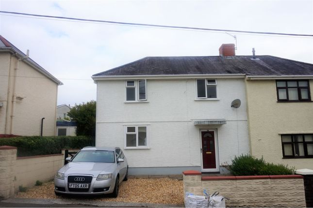 Thumbnail Semi-detached house for sale in Gwernant, Cwmllynfell